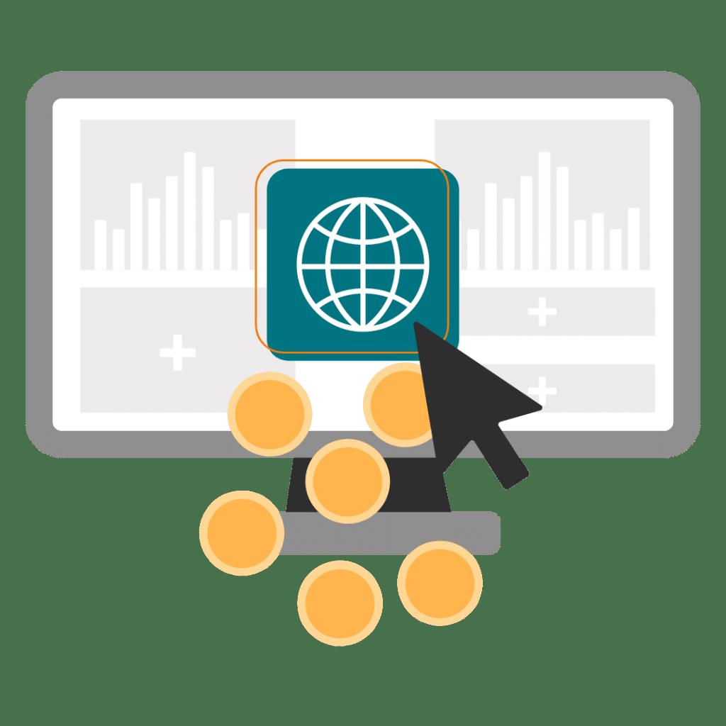 Investimento Web Marketing